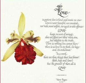 Valerie Dugan – Calligrapher and Botanical Artist